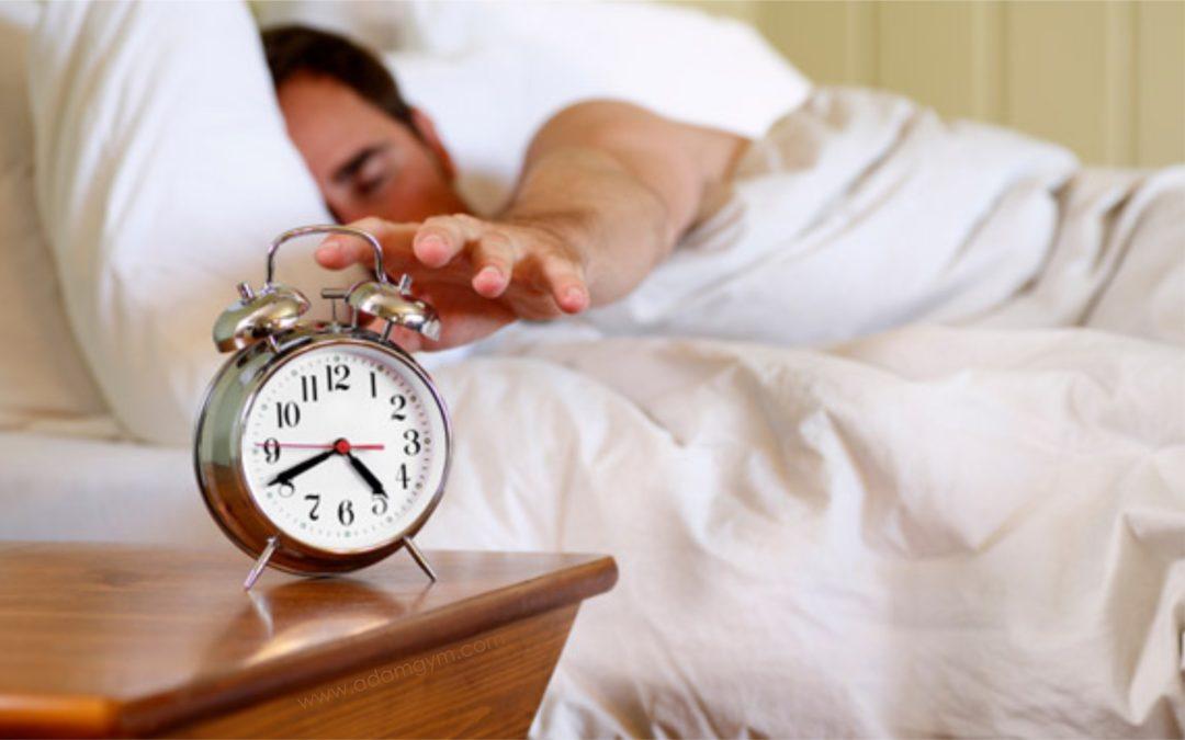 Tips Bangun Tidur di Pagi Hari
