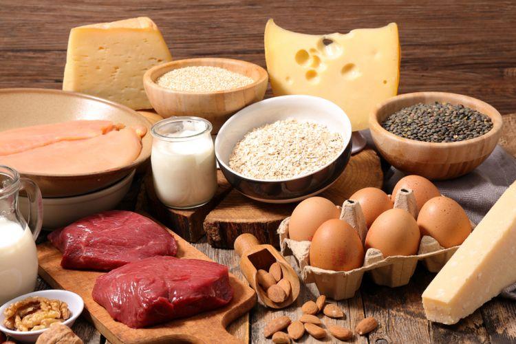 Berbagai Sumber Protein Untuk Meningkatkan Massa Otot