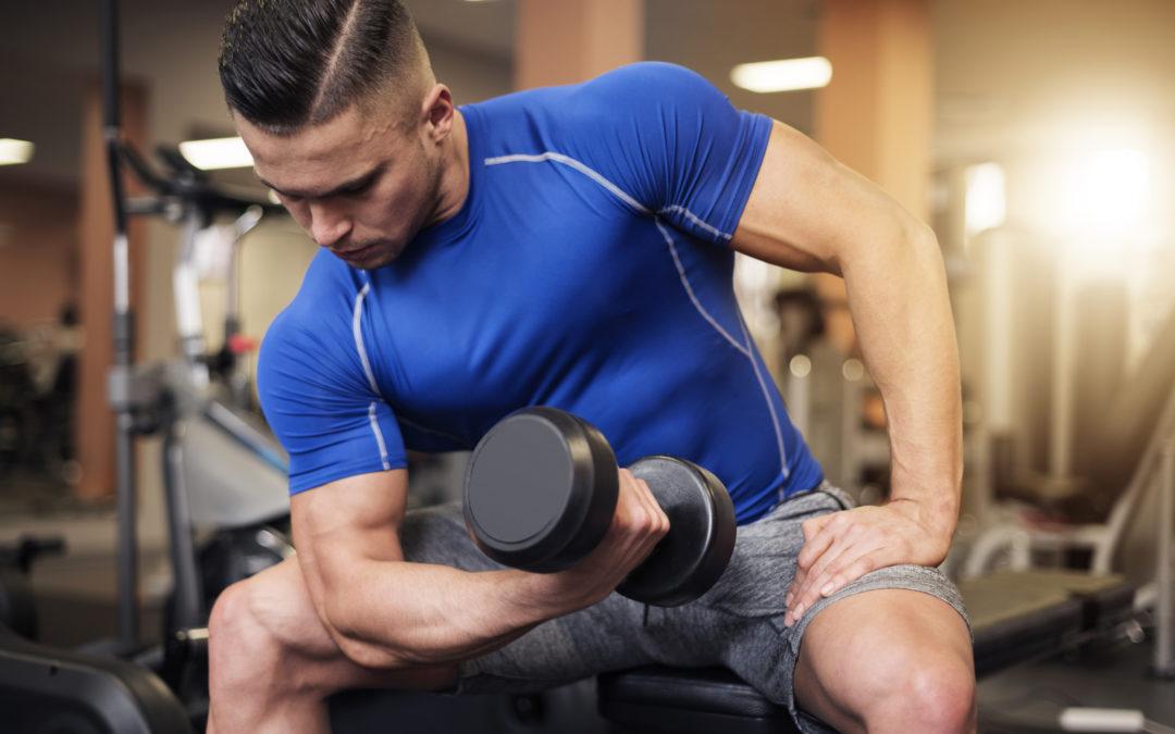 Prinsip yang Harus Dimiliki Pria Saat Membentuk Otot
