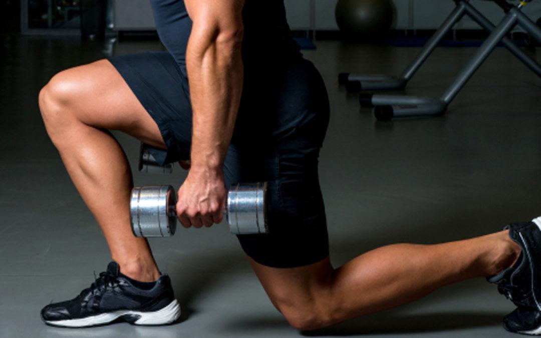 Tips Melatih Otot Kaki di Tempat Fitness