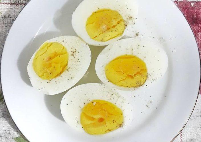 Rutin mengonsumsi telur dapat memperbesar otot anda!