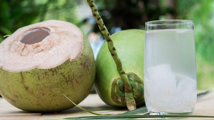 Air Kelapa Dengan Berbagai Manfaat, Salah Satunya Menatralisir Racun dalam Tubuh
