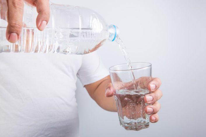 Inilah Waktu Minum Air putih yang tepat!!