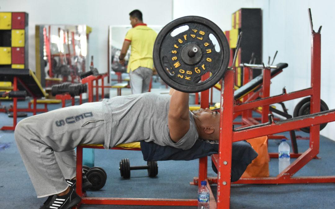 Cegah Virus Corona Saat Berlatih di Gym!!